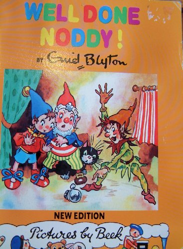 9780361086172: Well Done, Noddy! (Noddy Library)