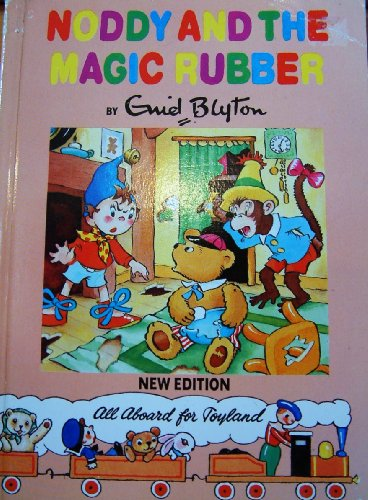 9780361086219: Noddy and the Magic Rubber (Noddy Library)