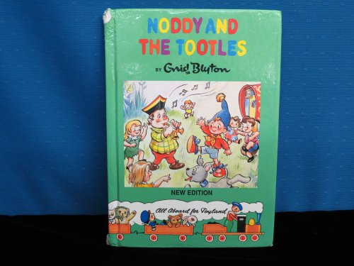 9780361086905: Noddy and the Tootles (Noddy Library)