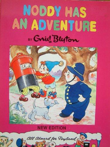 9780361086967: Noddy Has an Adventure (Noddy Library)