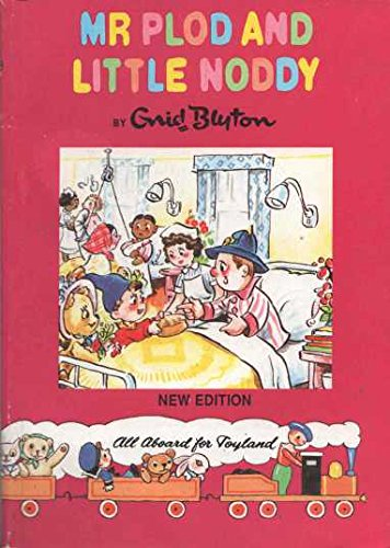 9780361090018: Mr Plod and Little Noddy (The Noddy Library)