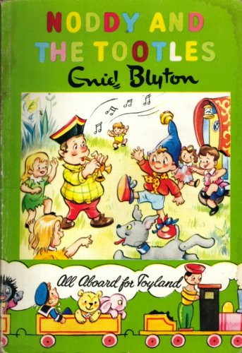 9780361090025: Noddy and the Tootles (Noddy Library)