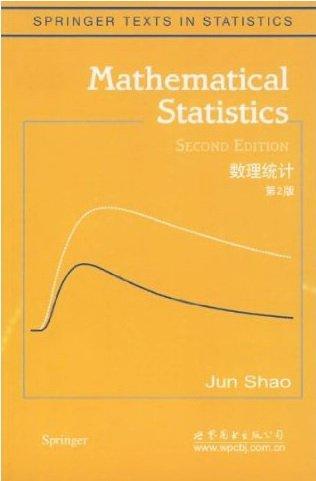 9780361249706: Mathematical Statistics (Springer Texts in Statistics)