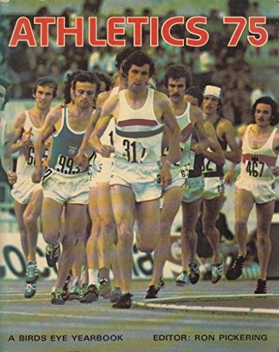 9780362002157: Birds Eye Athletics Year Book 1975