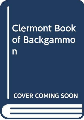 Clermont Book of Backgammon: Dor-el, David