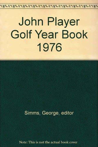 Player, John, Golf Year Book 1976