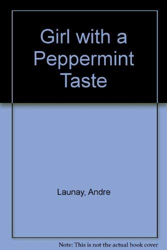 9780363000305: Girl with a Peppermint Taste