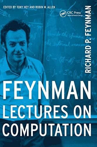 9780367091736: Feynman Lectures On Computation