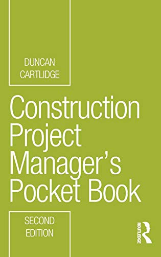 9780367435936: Construction Project Manager's Pocket Book (Routledge Pocket Books)