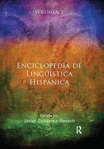 9780367874834: Enciclopedia de Lingica Hispca Volume II