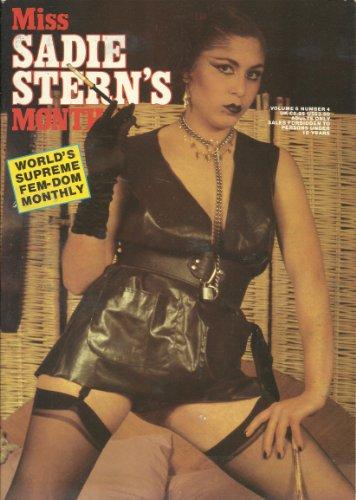9780368937002: MISS SADIE STERN'S MONTHLY MAGAZINE VOLUME 6 NUMBER 4!