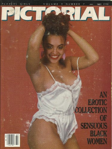 9780368937057: PLAYER GIRLS PICTORIAL ADULT MAGAZINE VOLUME 9 NUMBER 7 FEBRUARY 1989!