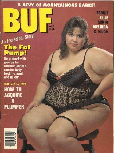 9780368937354: Buf August 1989 Featuring Ebonie Ellie, Sonia, Melinda, & Hilda! How to Acquire a Plumper!