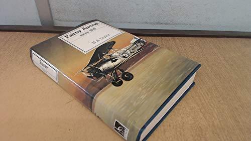 9780370000657: Fairey Aircraft Since 1915