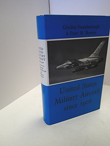 9780370000947: United States Military Aircraft Since 1908