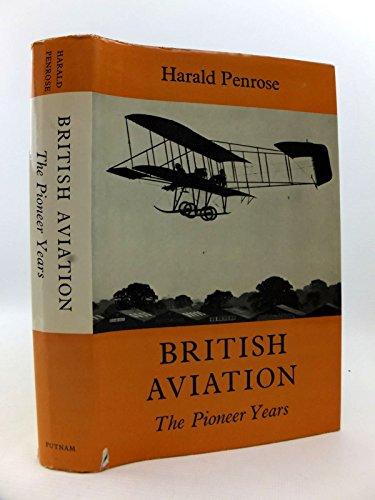 9780370001227: British Aviation: The Pioneer Years