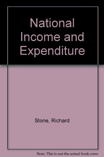 9780370002187: National Income and Expenditure
