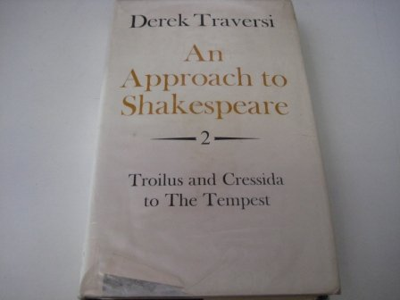 9780370003221: An Approach to Shakespeare: v.2