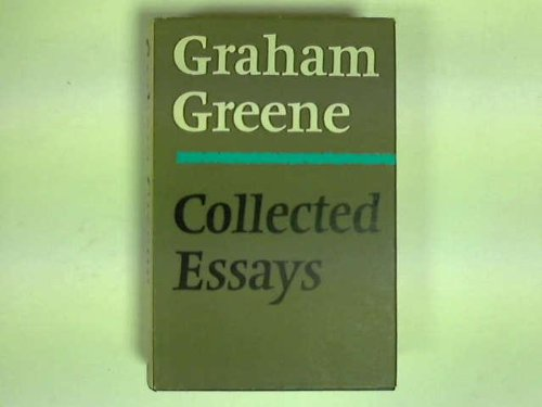 9780370003405: Collected Essays