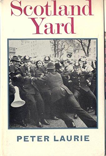 9780370004518: Scotland Yard