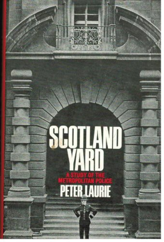 Scotland Yard (0370004515) by Peter Laurie