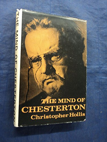 9780370004624: Mind of Chesterton