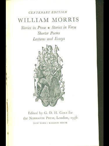 9780370005140: William Morris: Selected Writings