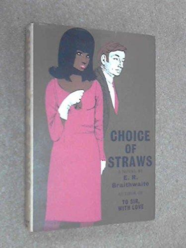 9780370005973: Choice of Straws