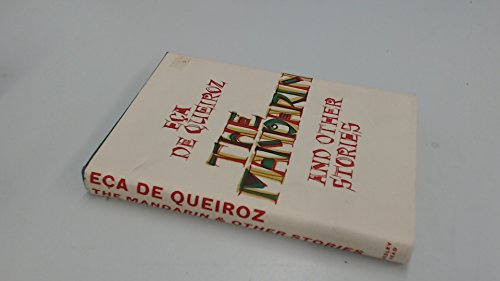 The Mandarin and Other Stories (0370006089) by De Queiroz Eca
