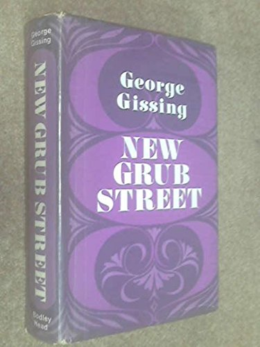 New Grub Street (0370006208) by Gissing, George