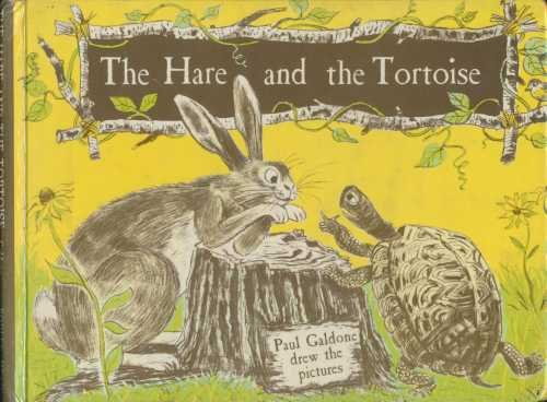 9780370007298: The Hare And The Tortoise