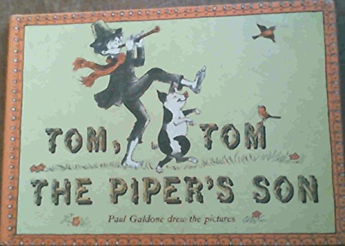 9780370007458: Tom, Tom, the Piper's Son