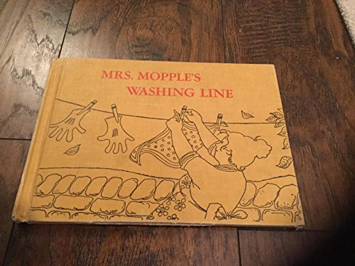9780370007519: Mrs. Mopple's Washing Line