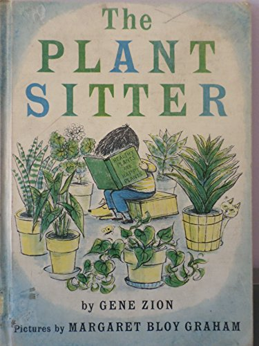 9780370007540: The Plant Sitter (Picture Books)
