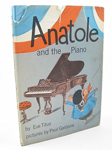 9780370007731: Anatole and the Piano