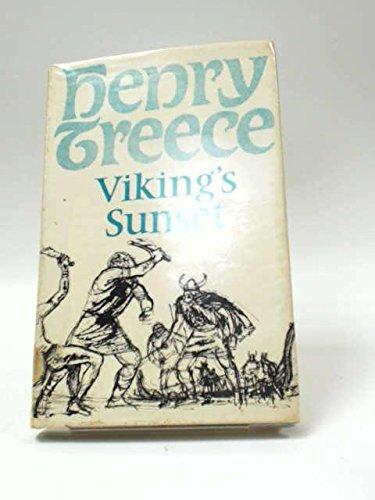 9780370009636: Viking's Sunset