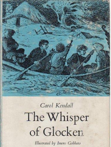 9780370010137: The whisper of Glocken