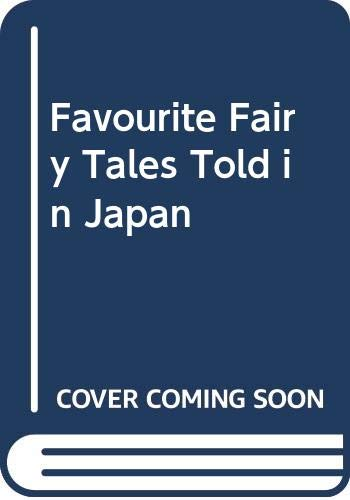 9780370011141: Favourite Fairy Tales Told in Japan