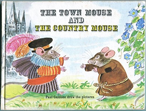 9780370011288: The Town Mouse and the Country Mouse