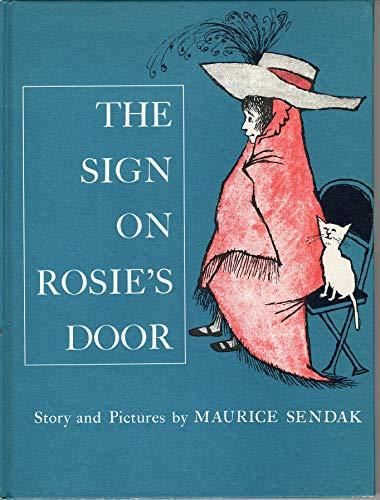 9780370012018: The Sign On Rosie's Door