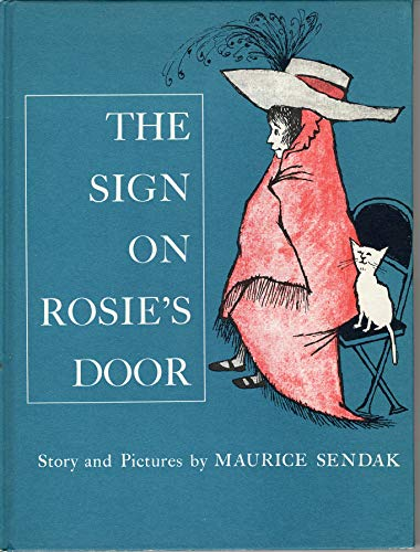 9780370012018: The Sign On Rosie's Door