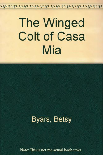 9780370012414: The Winged Colt of Casa Mia