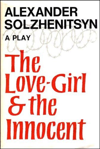 9780370013213: The Love-Girl & The Innocent