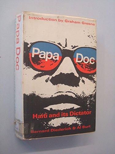 9780370013268: Papa Doc: Haiti and Its Dictator