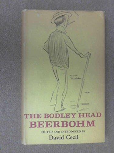The Bodley Head Max Beerbohm: Max Beerbohm