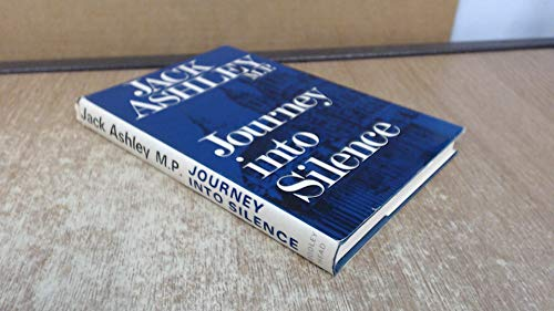 9780370013848: Journey into Silence