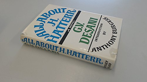 9780370014241: All About H.Hatterr