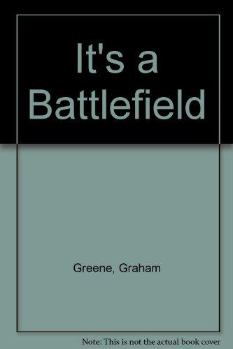 9780370014265: It's a Battlefield