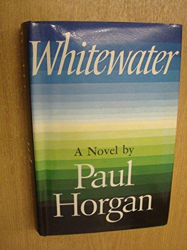 9780370014456: Whitewater