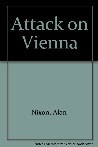9780370014500: the attack on vienna